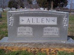 Essie Lee <i>Bullock</i> Allen