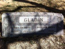 Laura Octavia <i>Evans</i> Gladin