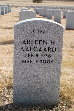 Arleen Hulda <i>Franz</i> Aalgaard