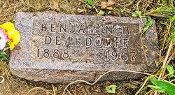 Benjamin H Deardorff