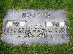 Joseph A. Bossio, Sr
