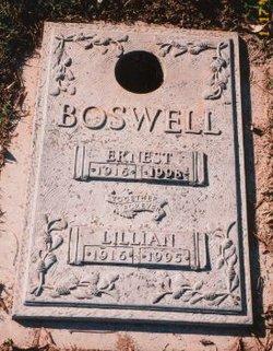 Lillian <i>Wesner</i> Boswell