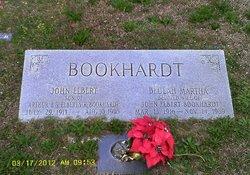 Beulah Martha <i>Hipp</i> Bookhardt