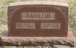 Hamlet B. Taylor