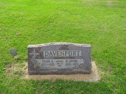 Frank Albert Davenport