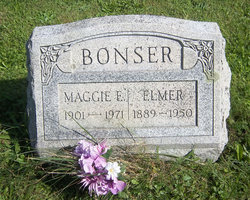 Margaret Edna Maggie <i>Buskirk</i> Bonser