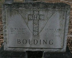Lillian <i>Law</i> Bolding