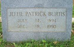 Jeffie Patrick Burtis