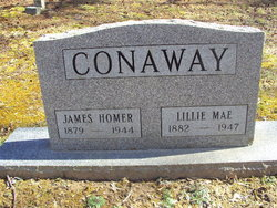 Lillie May <i>Frye</i> Conaway