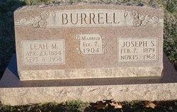 Margaret Leah <i>McHone</i> Burrell