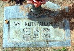 William Keith Allardice, Jr