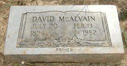 David Warren McAlvain