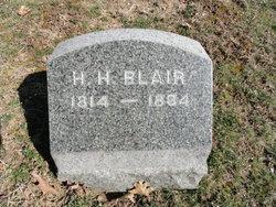 Horace H. Blair