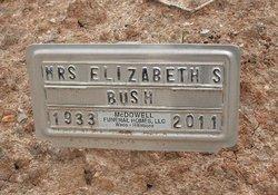Elizabeth <i>Scott</i> Bush