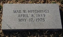 Mae <i>Wall</i> Hitchings