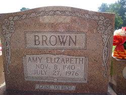 Amy Elizabeth Brown
