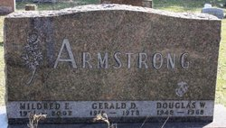 LCpl Douglas Wayne Armstrong