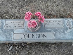 Jesse Alonzo Johnson
