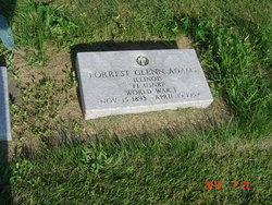 Forrest Glenn Adams