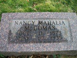 Nancy Mahalia <i>Massey</i> McComas