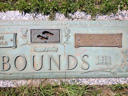 Onie <i>Sessions</i> Bounds