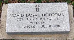 David Doyal Holcomb