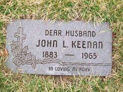 John Lawrence Keenan
