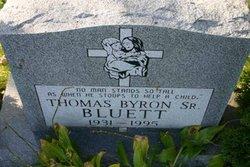 Dr Thomas Byron Bluett