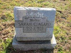Sarah C <i>Champion</i> Agard