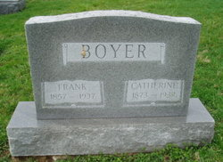 Catherine <i>Beetem</i> Boyer