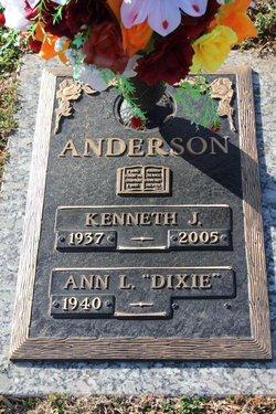 Ann L Dixie Anderson