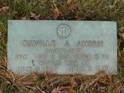 Orville Aloysius Ahern
