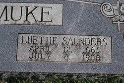 Luettie <i>Saunders</i> Desmuke