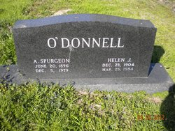 Helen Josephine <i>Roberts</i> O'Donnell