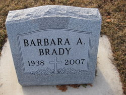 Barbara A Brady