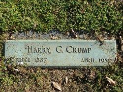 Harry C Crump