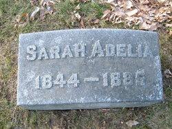 Sarah Adelia <i>Pratt</i> Dexter