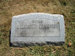 Emma Elizabeth <i>King</i> Chambers