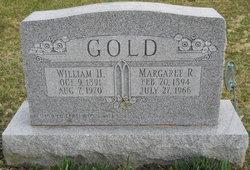 Margaret R Gold