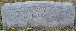 Marian W Herr