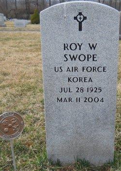Roy W Swope