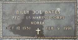 Billy Joe Bates