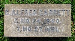 C Alfred Garrett