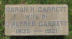 Sarah Sutton <i>Hendrickson</i> Garrett