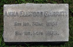 Anna Ellwood Garrett