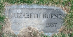 Elizabeth <i>Casey</i> Burns