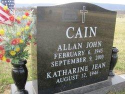 Allan John Cain