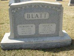 Lillie Alice <i>Ernst</i> Blatt