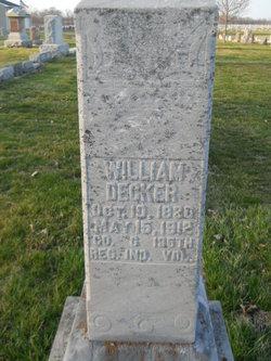 William Decker