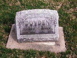 Maud <i>Gardner</i> Dowden